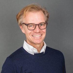 Jens Enneper - Gründer und Vorstand der Stiftung mal bewegen