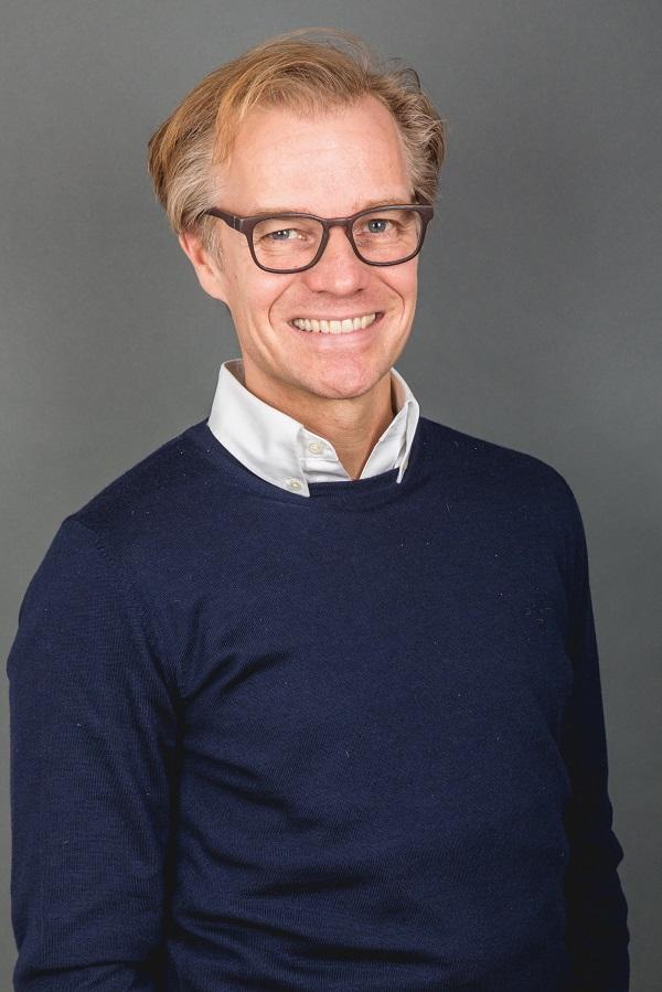 Dr. Jens Enneper - Stiftungsgründer und Vorstand - Stiftung mal bewegen