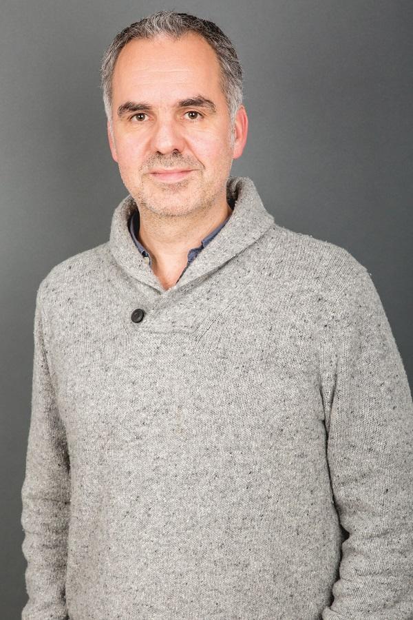 Norbert Hensen - Vorstand der Stiftung mal bewegen