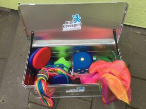 Spiel- und Sportmaterial für Kinder in der OGS