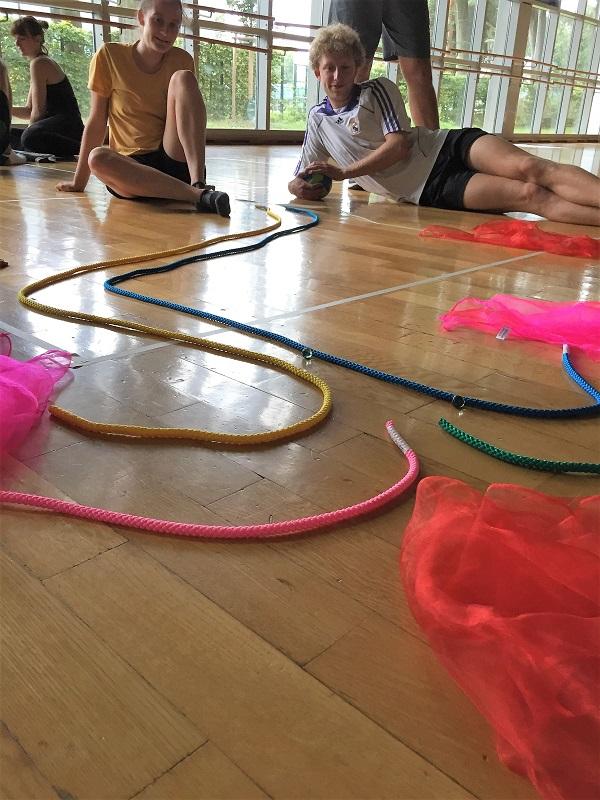 Freie Bewegungszeit - Schulung der Kursleiter*innen der KJS NRW